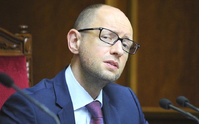 Как готовили отставку Яценюка: журналисты показали видео
