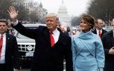Сына Трампа затравили за поведение на инаугурации: появились видео