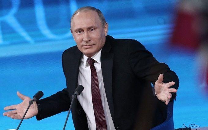 У мережі посміялися над росіянином з портретом Путіна: опубліковано фото