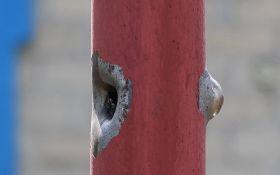 Обстрел жилых кварталов Марьинки и Авдеевки: штаб АТО показал фото последствий