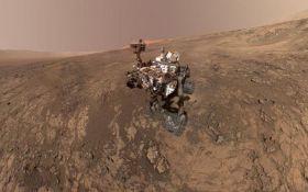 NASA показало новое захватывающее панорамное видео с поверхности Марса