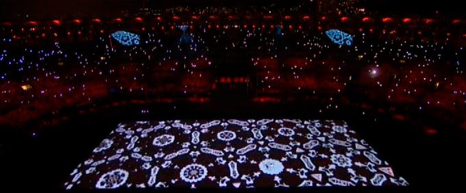 Церемония открытия Паралимпиады-2016: фото и видео из Рио (26)