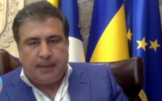 Саакашвиілі розповів Луценко про його маячню та абсолютну мерзоту: опубліковане відео