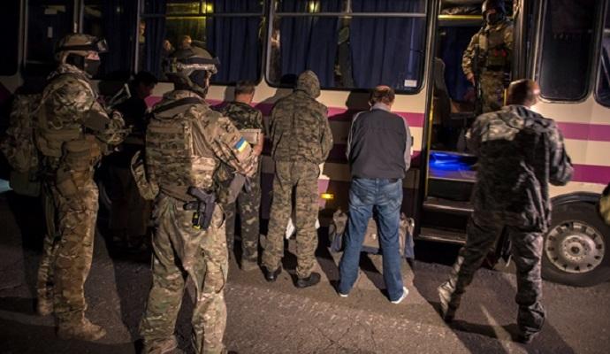 Украина готова обменять 35 боевиков на 20 украинцев - СБУ