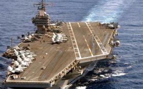 США снова отправили свой авианосец к берегам КНДР