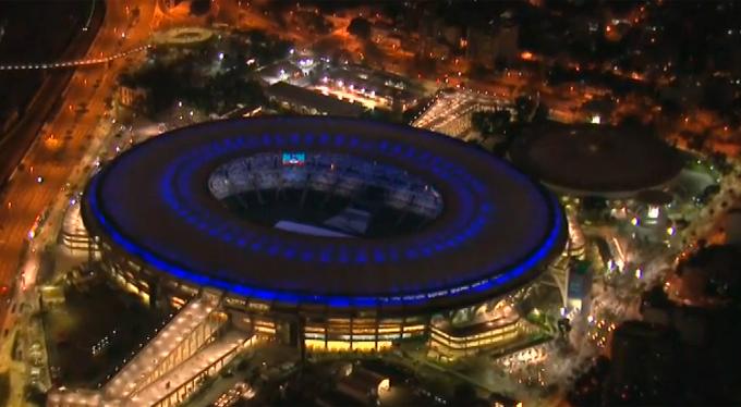 Церемония открытия Паралимпиады-2016: фото и видео из Рио (79)