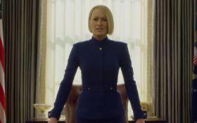 """""""Картковий будинок"""" без Кевіна Спейсі: Netflix показав тізер останнього сезону"""