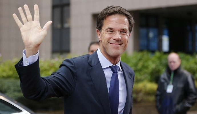 Премьер Нидерландов на референдуме выступит в защиту соглашения с Украиной