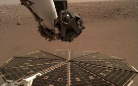 Шум вітру і перше селфі: NASA опублікувало сенсаційні записи з Марса