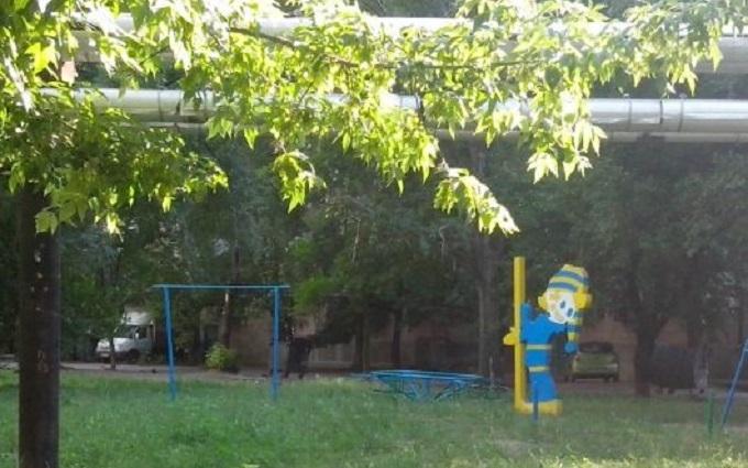 У соцмережах пораділи українському Буратіно в Донецьку: опубліковано фото