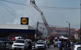 В Португалии разбился самолет, есть жертвы: опубликованы фото и видео
