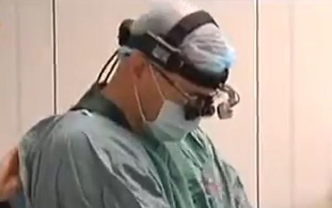 В Україні вперше провели унікальну операцію: з'явилося вражаюче відео