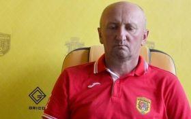 Юрий Крафт собирается покинуть должность тренера Буковины