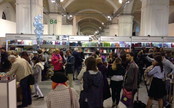 В Киеве открылся Книжный Арсенал: фоторепортаж, видео