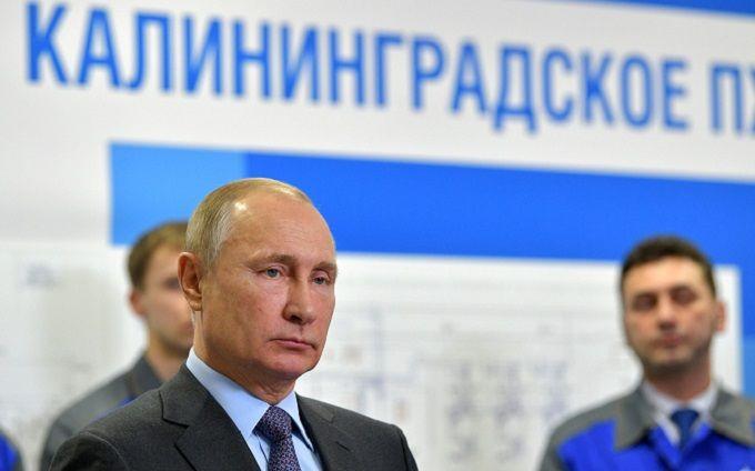 Умер человек - команда Путина вляпалась в позорный международный скандал