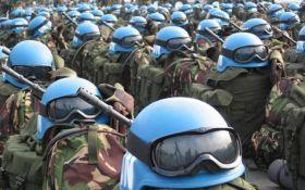Німеччина зробила важливу заяву щодо миротворців на Донбасі