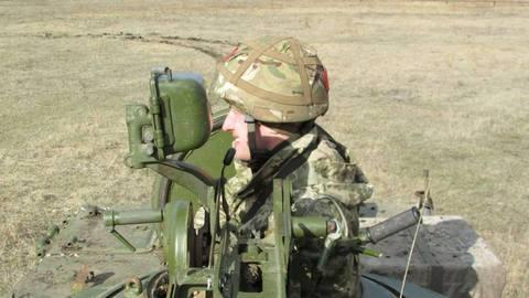 Как украинские военные готовятся к боям в зоне АТО: появились фото (2)