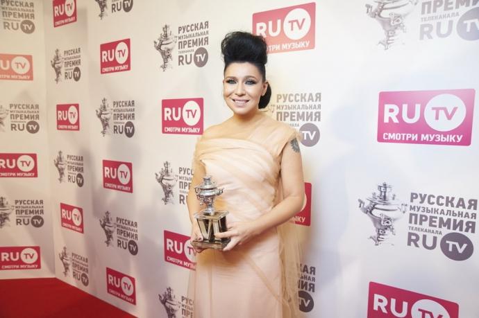 Українські артисти засвітилися на музичній премії в Росії: опубліковані фото (4)