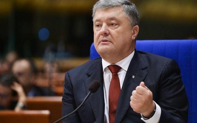 Порошенко в ПАСЕ назвал условие проведения нового референдума в Крыму