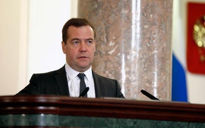 Це оголошення війни: Медведєв виступив з резонансною заявою