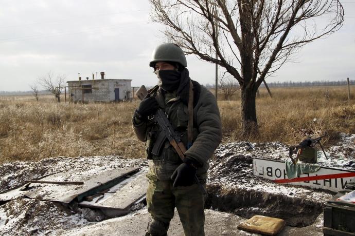 За прошлые сутки боевики 48 раз обстреливали позиции сил АТО (видео)