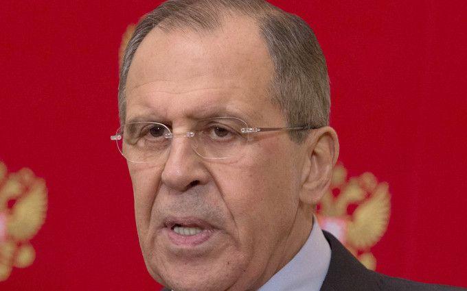 Вирішили влаштувати скандал: Лавров висунув нахабні звинувачення Україні