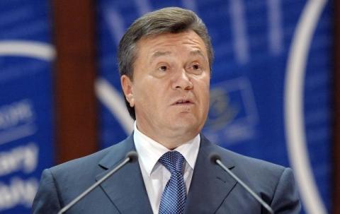Янукович подав позов до ЄСПЛ щодо України за порушення його прав