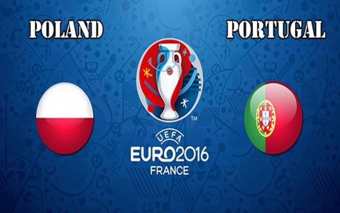 Польща - Португалія: онлайн трансляція матчу 1/4 фіналу Євро-2016