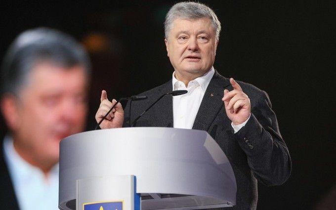 Порошенко назвав головну мету Кремля
