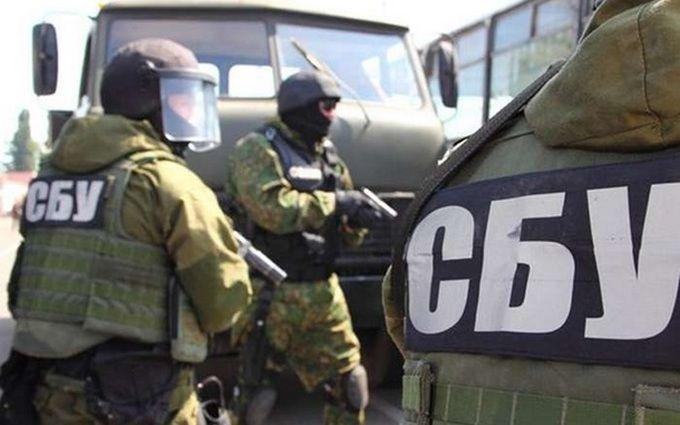 ВКиеве СБУ поймала спонсора боевиков
