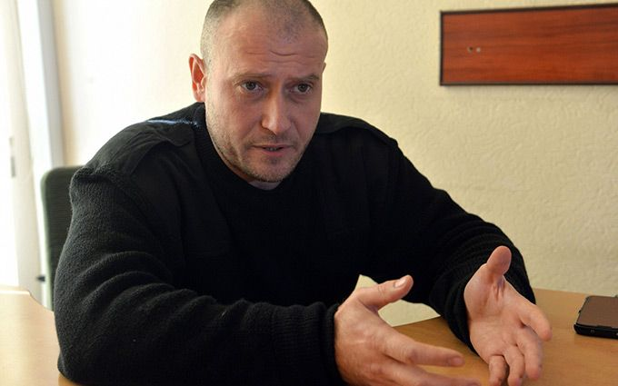 Ярош зробив гучну заяву про вбивство сепаратиста Жиліна: опубліковано відео