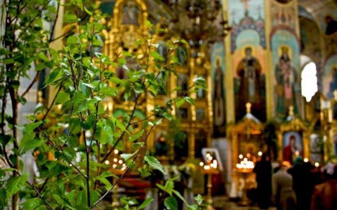 27 травня - православні християни відзначають День Святої Трійці