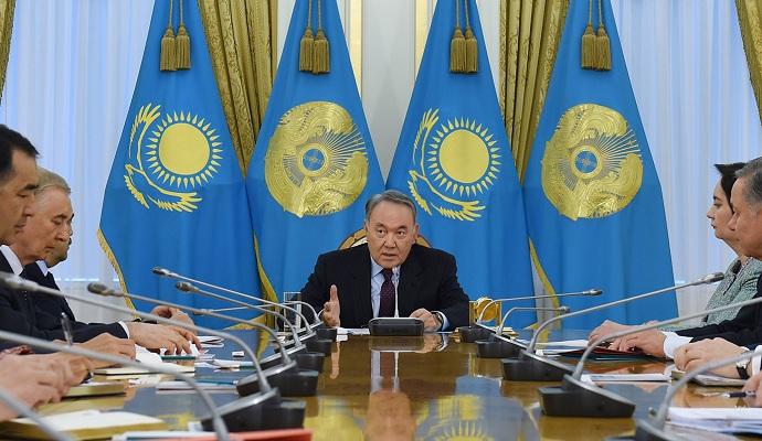 Президент Казахстана подписал указ о роспуске парламента