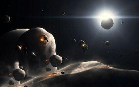 Невловимі об'єкти: в NASA показали нове вражаюче космічне відео