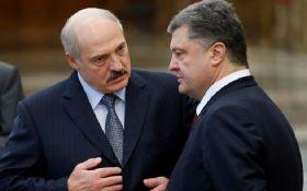 Разговор Порошенко и Лукашенко: появились новые подробности