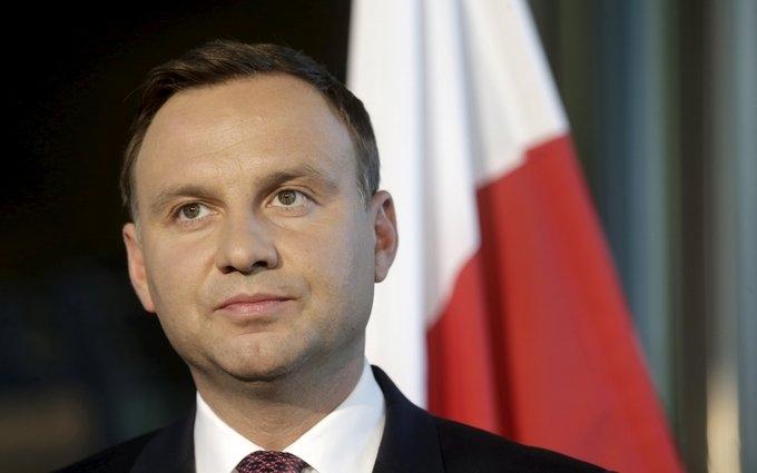 Президент Польщі висловився про Волинську трагедію