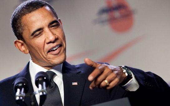 Твит Обамы стал самым популярным за всю историю Twitter