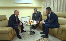 Так прыгнем, что мало не покажется: Путин оправдал Нурмагомедова за драку