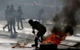 Столкновения в Израиле: в стычках пострадало более тысячи человек