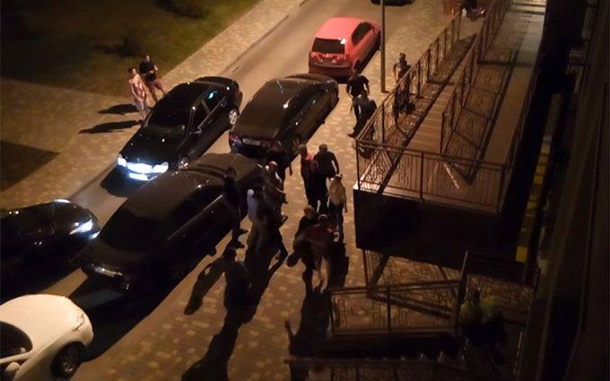 В Одесі влаштували масову бійку на дорозі: з'явилося відео