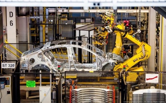 Германия собирается построить в Украине автомобильные заводы