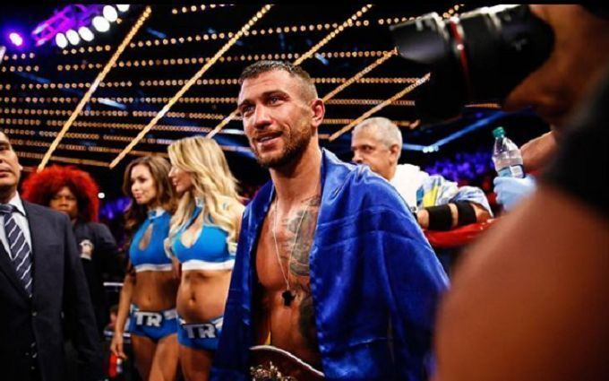 Ломаченко нарешті дізнався ім'я свого наступного суперника