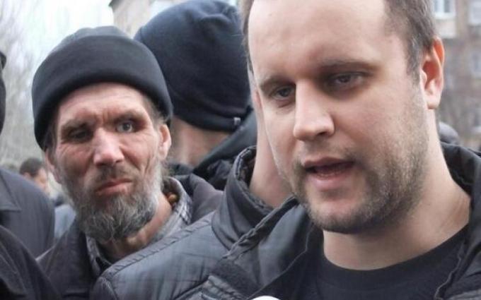 ДНР оголосили психи і люди, які пішли з ринку - очевидець