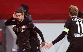 Украинец забил роскошный гол в Лиге чемпионов: опубликовано видео