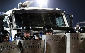 Нацгвардії дозволили йти на жорсткі заходи для розгону протестів