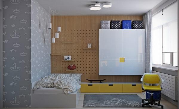 10 советов, как выбрать правильную расстановку мебели в малогабаритной квартире (3)