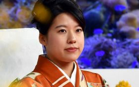 Японская принцесса отказалась от титула и наследства ради свадьбы с простым парнем