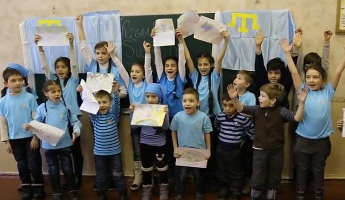Очень хочу вернуться: дети записали видео про Крым