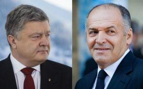СМИ узнали о встрече Порошенко со скандальным олигархом