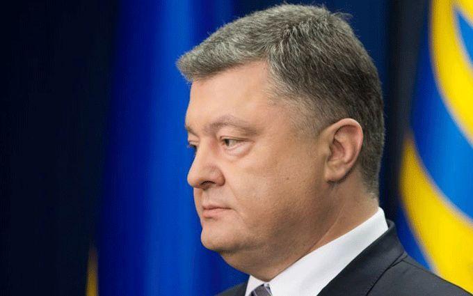 Порошенко просит помощь у НАТО: сделано важное заявление